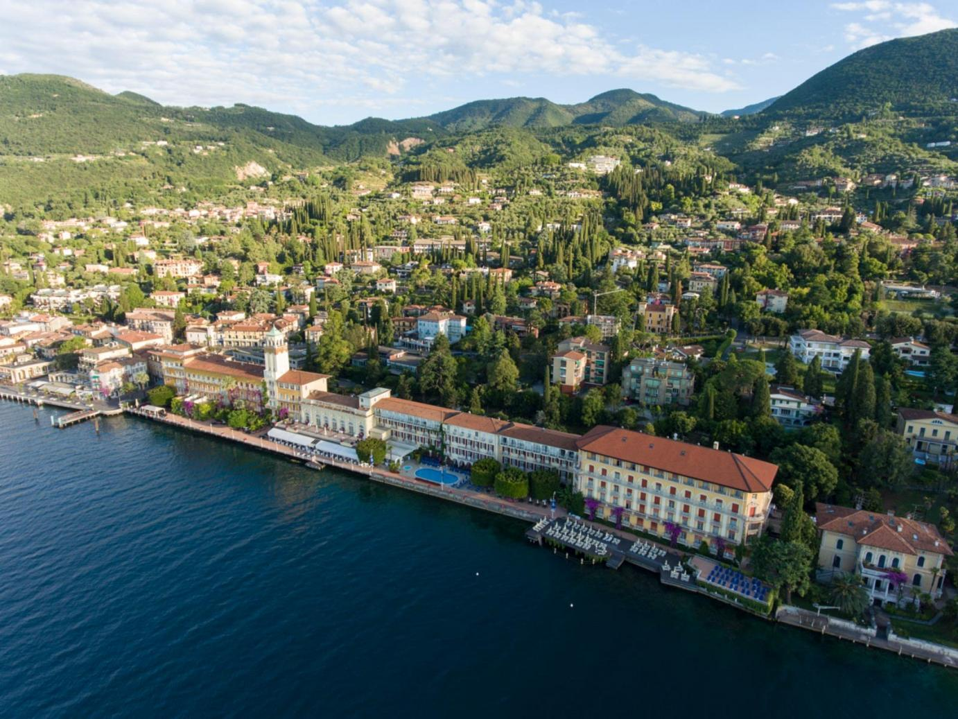 Bocchio Solutions - Hotel Gardone<br>Restructuring Hotel on Lake Garda